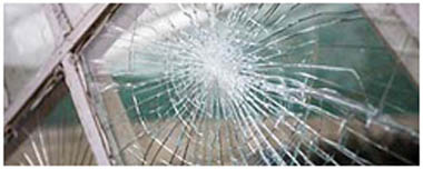 Ferryhill Smashed Glass